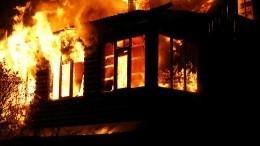 Двое взрослых ичетверо детей сгорели заживо вУдмуртии