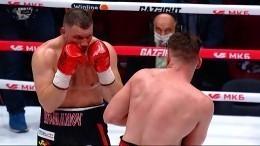 Романов одолел Кудряшова ибудет биться запояс чемпиона WBC