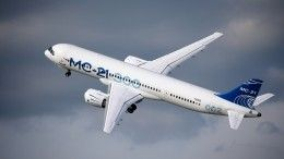 Мишустин объяснил, почему конкуренты лайнера МС-21 еще долго будут «забортом»