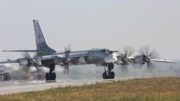 «Отзвука стучат зубы»: летчики США под впечатлением отвстречи сТу-95