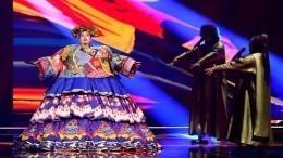 «Пожалуйста, голосуйте занас!»— как прошло выступление Manizha на«Евровидении»