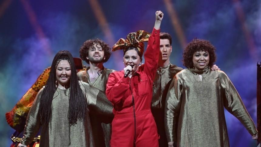 «Ясобой горжусь»: Manizhа прокомментировала девятое место на«Евровидении»