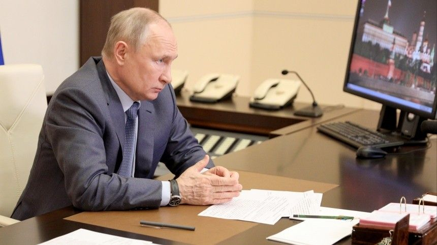 Как продвинулась реализация поручений Путина изпослания Федеральному собранию?