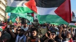 Хрупкий мир: война изсектора Газа переместилась наулицы Европы
