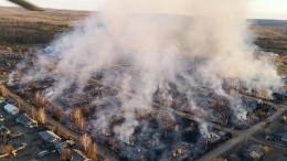 Пожары, паводки, песчаные бури: как природа терзала Россию всю неделю