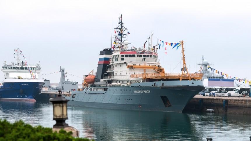 Военная смекалка: Группа российских кораблей сорвала учения ВМС Японии иСША