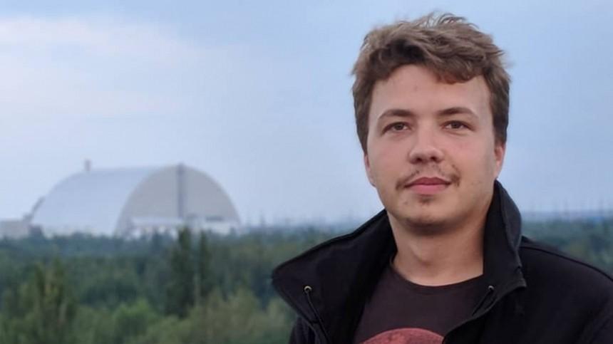 МВД Белоруссии подтвердило задержание основателя Telegram-канала Nexta
