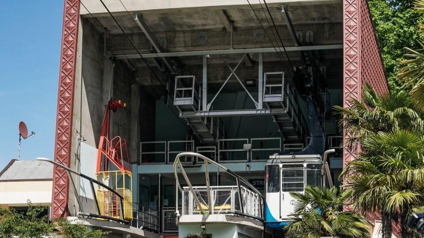 Спасатели Италии сообщили окончательные данные попогибшим нафуникулере
