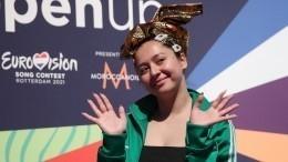 Что сказала певица Manizha повозвращению вРоссию с«Евровидения 2021»
