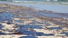 ВКрасноярском крае выясняют причины загрязнения рек нефтепродуктами