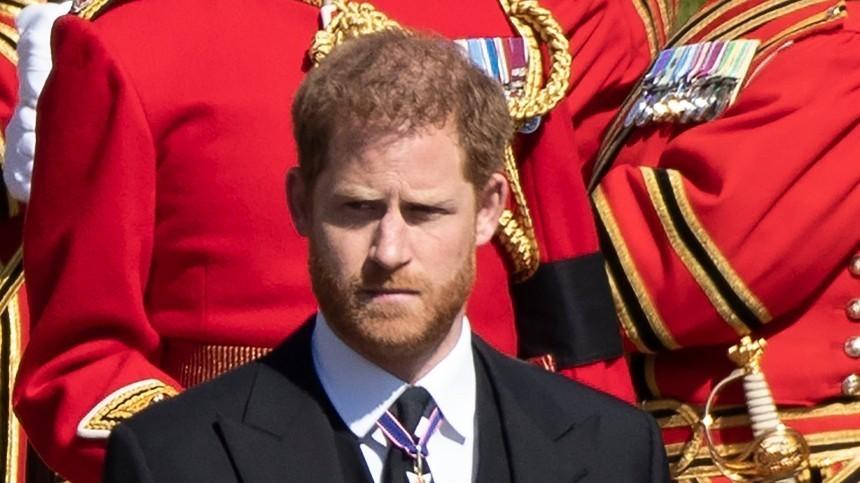 Жалобы принца Гарри надетство глубоко ранили королеву Елизавету II