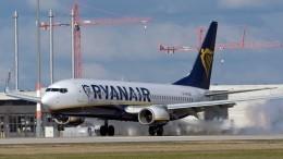 Командир самолета Ryanair самостоятельно принял решение опосадке вМинске