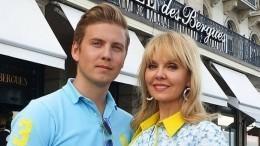 «Очень скучаю»: почему певица Валерия полгода невидела старшего сына?
