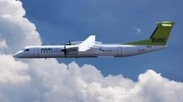 Air Baltic небудет летать над Белоруссией из-за угрозы безопасности