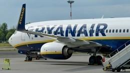 Песков заявил оботсутствии сведений озадержании россиян сборта судна Ryanair