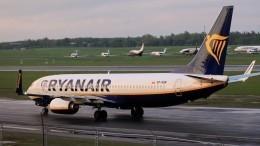 Международная реакция напринудительную посадку Ryanair вМинске