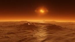 НаМарсе обнаружили свидетельства существования жизни