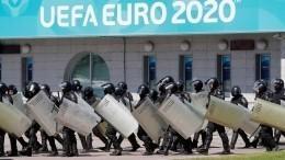 Насуше, под землей инаводе: Росгвардия проверила готовность Петербурга к«Евро-2020»