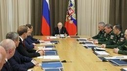 Путин: Россия продолжит модернизацию армии ифлота нафоне внешних угроз