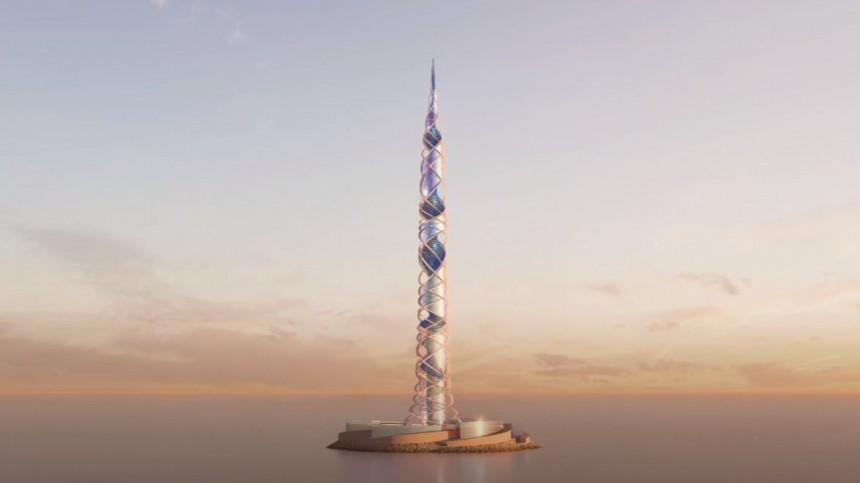 Гордость Петербурга: «Газпром» представил проект небоскреба «Лахта Центр2»
