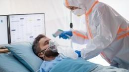 Ученые выявили новый признак смертельных осложнений упациентов сCOVID-19