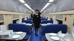 Почему вагоны-рестораны могут исчезнуть изроссийских поездов?