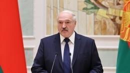 Наборту Ryanair был террорист иобэтом знали наЗападе: Лукашенко