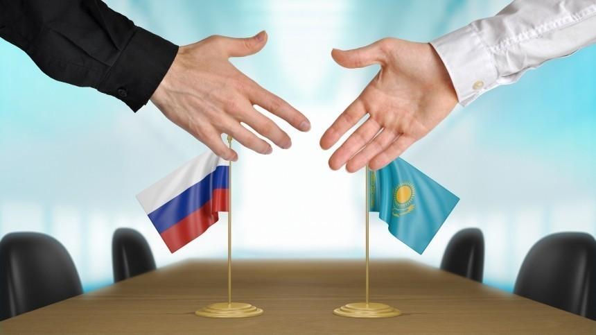 Россия иКазахстан договорились овоенном сотрудничестве