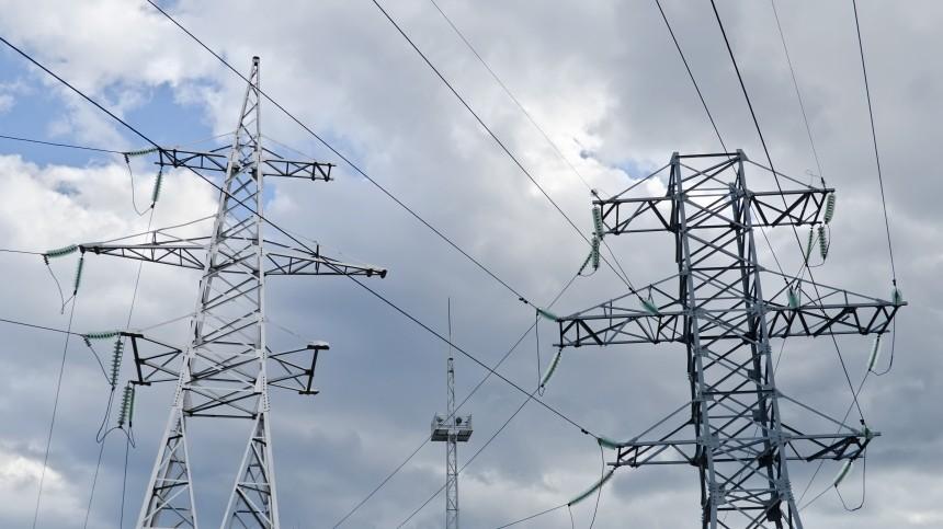 Украина запретила импорт электроэнергии изРоссии иБелоруссии