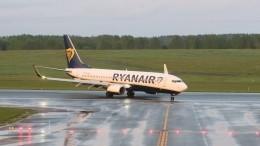 «Залп награни истерики»: Захарова ореакции Запада наинцидент ссудном Ryanair