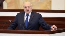 «Информационная война»: Как Лукашенко отреагировал наобвинения Запада после ЧПсRyanair
