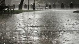 Готовьте зонтики! НаПетербург надвигается мощный циклон