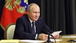 Путин: госконтракты навоенные корабли ивоздушные суда должны быть выполнены всрок