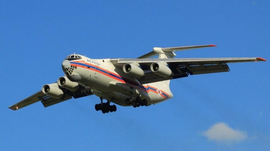 ВКаире приземлился спецборт МЧС для вывоза россиян изсектора Газа