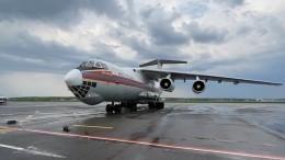 Спецборт сэвакуированными изсектора Газа россиянами приземлился вМоскве