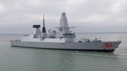 Вас неслышно: как ВМС Великобритании объяснили нарушение границ РФвКрыму?
