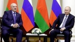 ВКремле сообщили дату переговоров Путина иЛукашенко