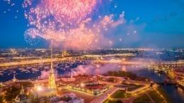 Музыкальное шоу ифестиваль тюльпанов: Как Петербург отметит 318-й день рождения