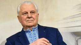 «Неему решать»: Лавров ословах Кравчука онежелании вести переговоры вМинске