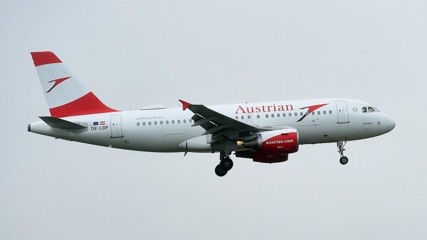 Россия неразрешила австрийскому перевозчику лететь вМоскву вобход Белоруссии