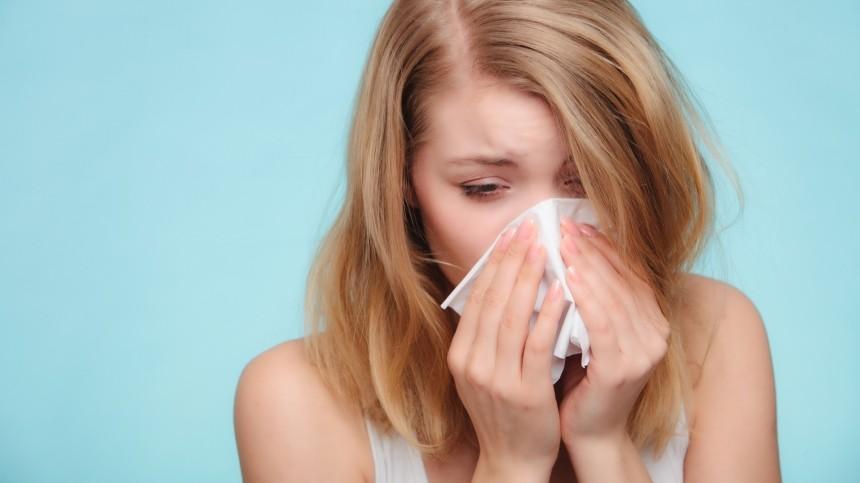 Эпидемия аллергии началась вРоссии. Счем это связано?