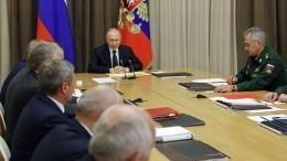 Путин: российская армия должна быть компактной, ноэффективной