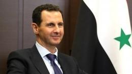 Башар Асад одержал победу навыборах президента Сирии