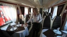 Уходит эпоха: почему вагоны-рестораны исчезнут вРФвбольшинстве поездов?
