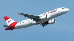 Austrian Airlines разрешили лететь вМоскву нечерез Белоруссию, пока один раз