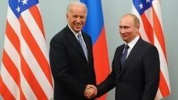 «Отсаммита многое зависит»: Рябков рассказал, чего ждать отвстречи Путина иБайдена