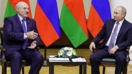Лукашенко вылетел вСочи для встречи сПутиным. Что обсудят?