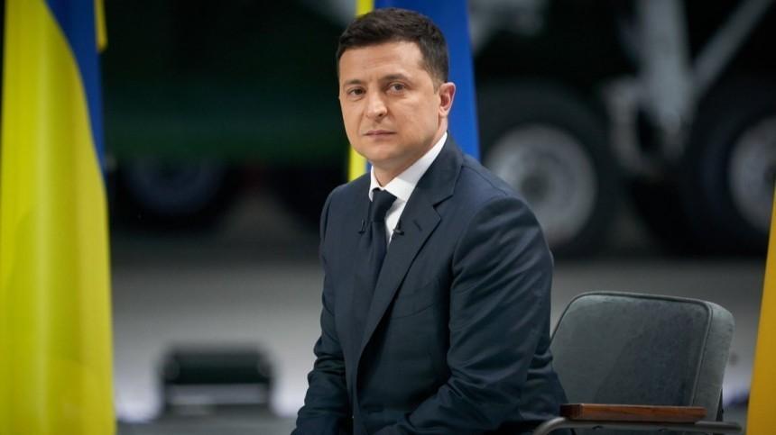 Зеленский хочет созвониться слидером США доего встречи сПутиным