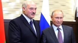«Всплеск эмоций»: Путин оценил события вокруг Белоруссии навстрече сЛукашенко