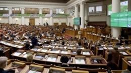 Матвиенко выступила против превращения экоповестки винструмент давления